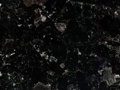 Граніт Лабрадорит (Чорний з плямами)